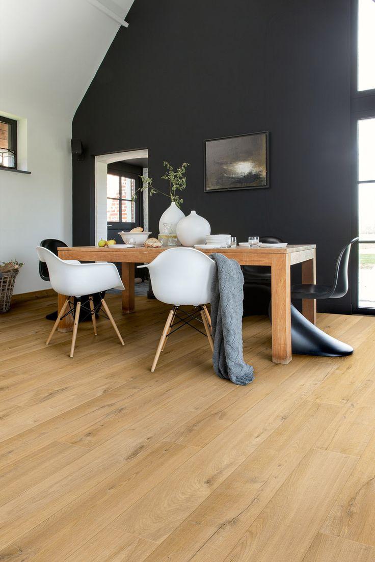 comment poser du parquet stratifi clipser. Black Bedroom Furniture Sets. Home Design Ideas